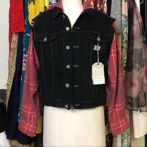 LF Furst of a Kind Repurposed Jacket